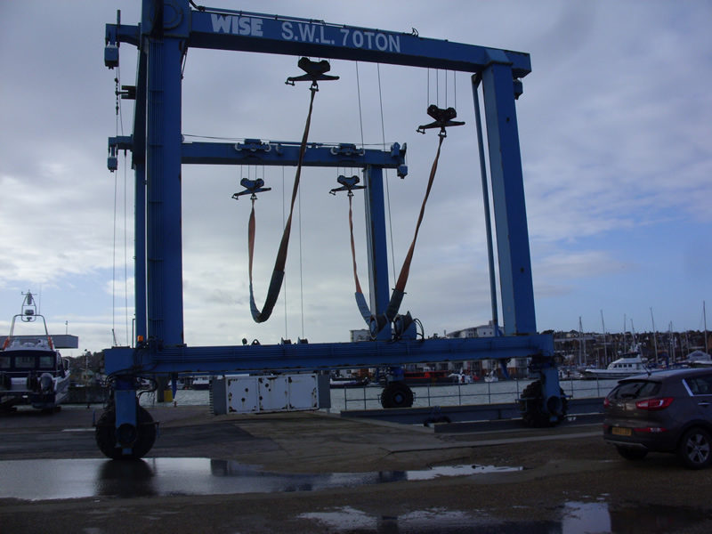 Docking Equipment
