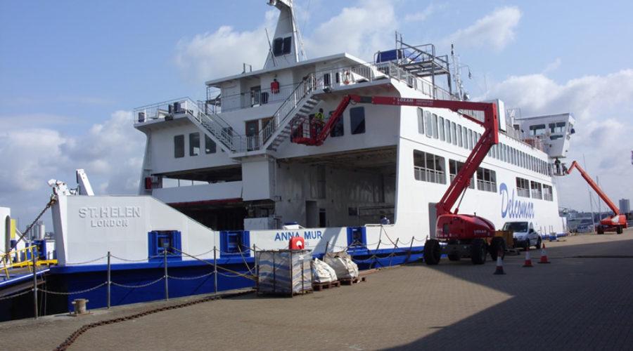 Passenger Ferry - Marine Services
