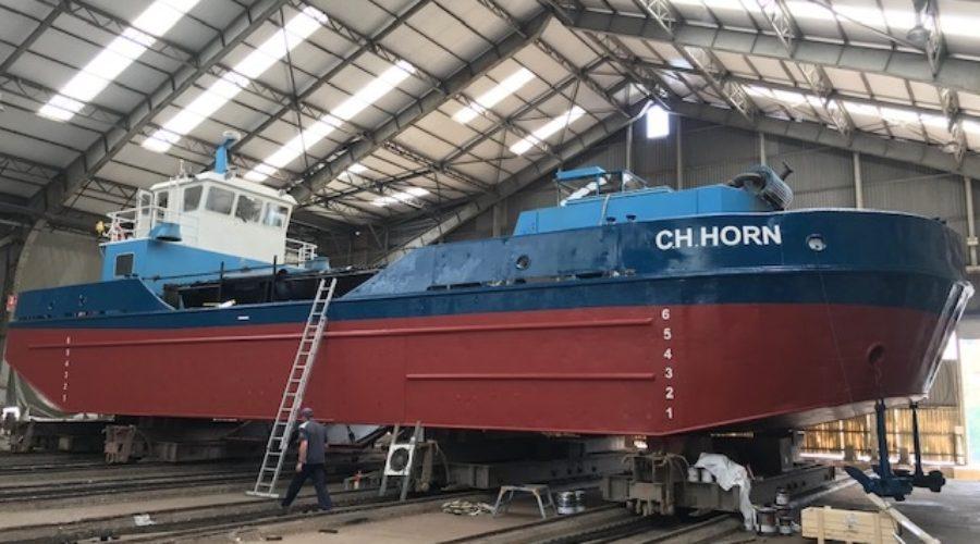 C H Horn