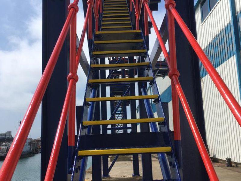 Gantry Stairs